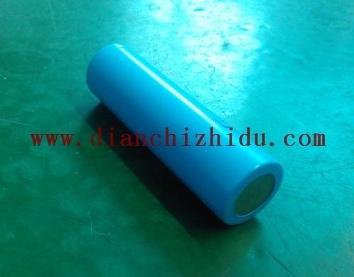 锂电池厂对18650铁锂电池起命IFR18650-1200mAh