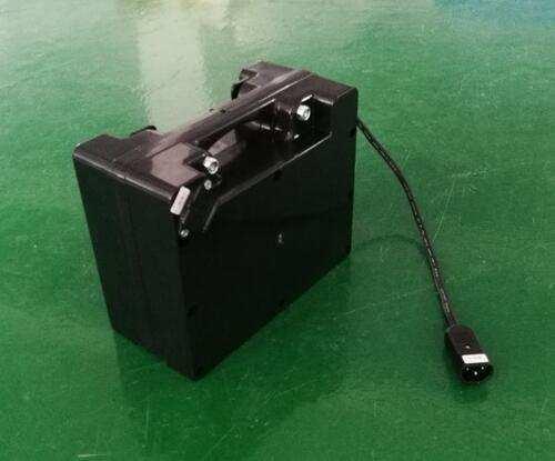某山东锂电池工厂的成品电池