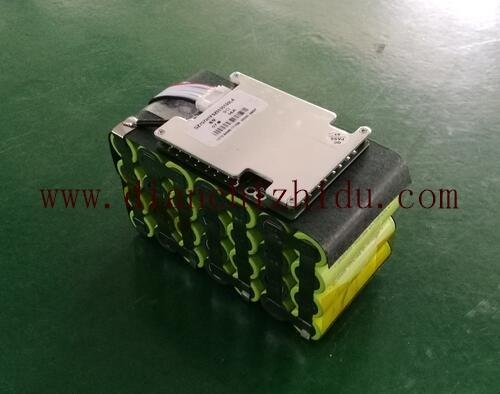 18650锂电池PACK组装方法