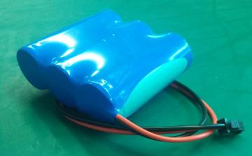 9.6V锂电池