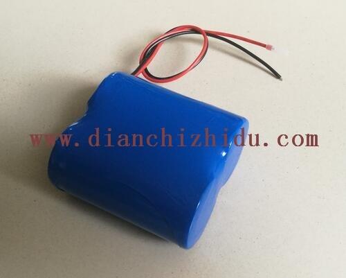 两串结构6.4V磷酸铁锂电池组