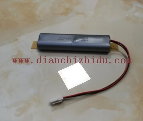 定制合格的2串6.4V铁锂电池