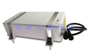 太阳能路灯用锂电池图片展示