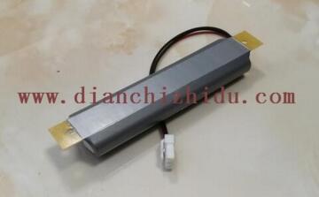 6.4V铁锂电池组图片展示