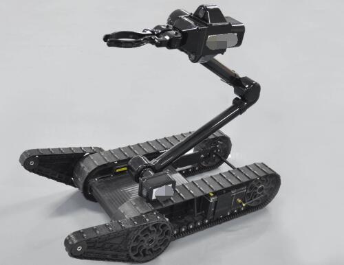 军用排爆锂电池机器人模型