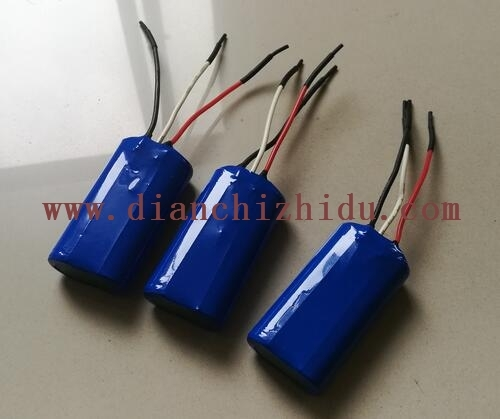 7.4V18650锂电池组定制