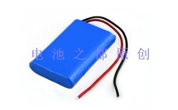 7.4V18650锂电池组图片展示