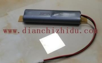 2串6.4V铁锂电池图片展示