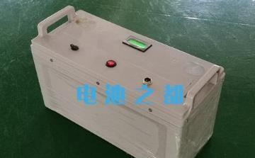 游船锂电池组