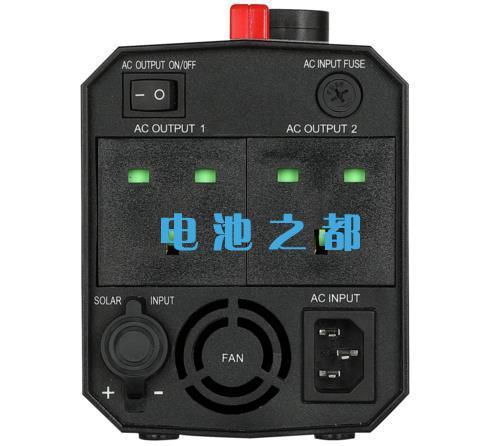 宽电压后背电源输出设计图介绍