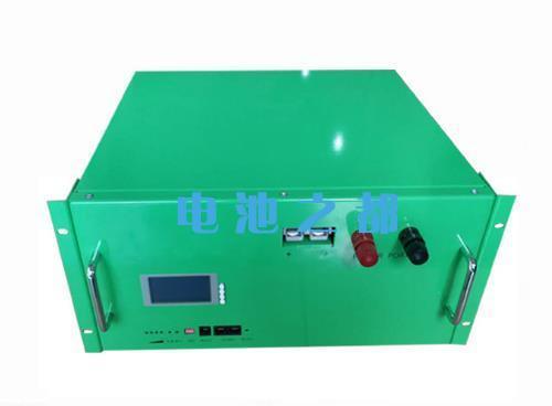 通信基站电池3U48V50Ah