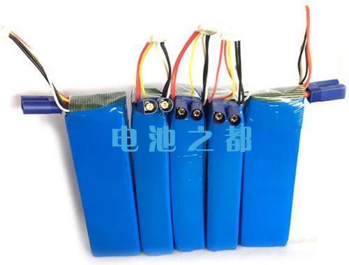 另一种聚合物锂电池组定制方案