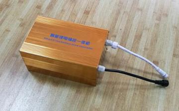 太阳能路灯储能锂电池图片展示