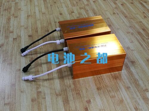 防水太阳能路灯储能锂电池
