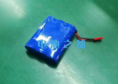 用磷酸铁锂IFR18650电芯做的9.6V18650锂电池组