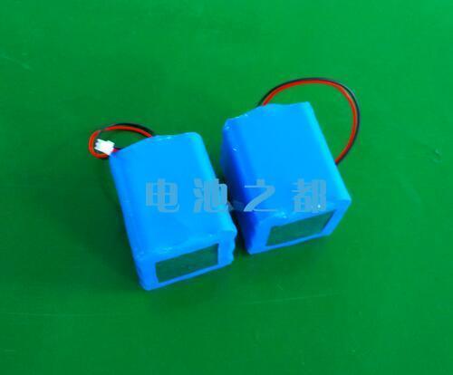 最新的18650锂电池3并3串产品结构
