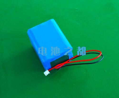 3并3串18650锂电池性能电压分析