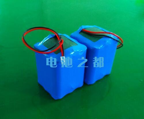 验收合格的18650锂电池3并3串项目
