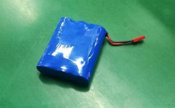 9.6V18650锂电池组图片展示