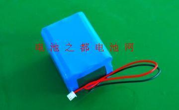 18650锂电池3并3串图片展示