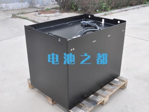 80V电动叉车锂电池结构设计成品展示