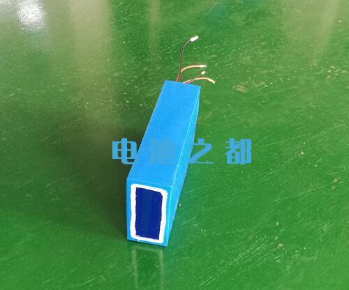 水下机器人储能锂电池底部密封设计