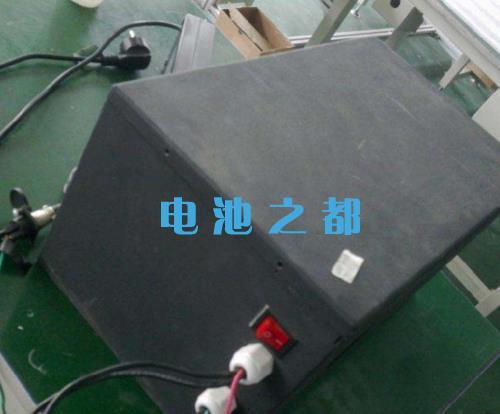 电动游船用的60V船舶动力电池组