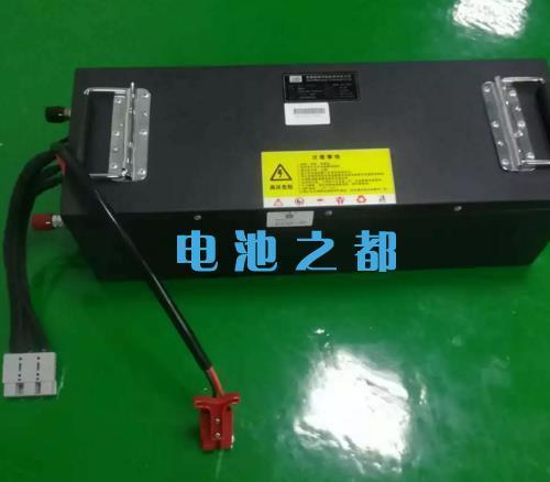 您没见过双插头的船舶锂离子电池组
