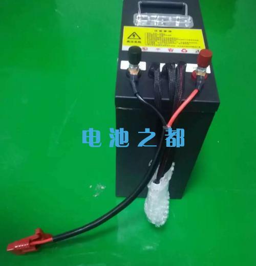 大容量船舶锂离子电池组