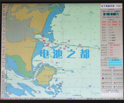 船用全球自动识别系统