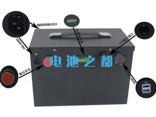 72V30Ah电动车锂电池组