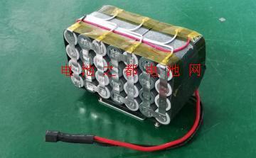 25.9V18650锂电池组图片展示