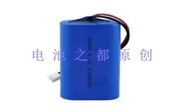 6.4V18650锂电池组