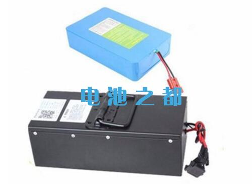 贴牌定制的另一种可以带外壳的48V20Ah电动车电池