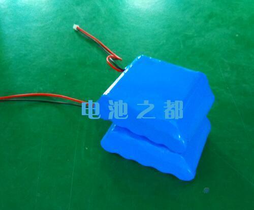 三元9串33.3V18650锂电池组