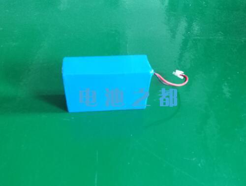 大容量的25.6V18650锂电池组