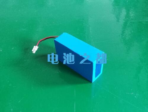 防水设计的25.6V18650锂电池组