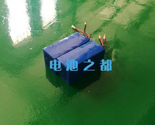 客户定制的户外24V冰钻锂电池组