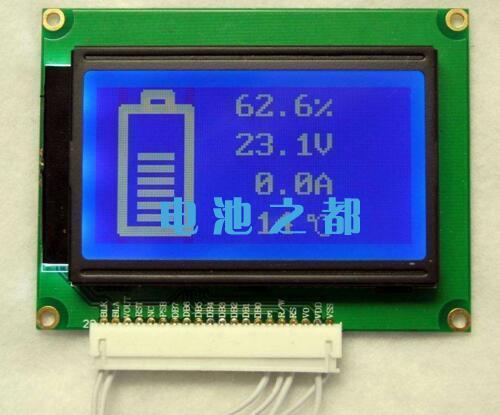 24V电动船电池用的电量显示板