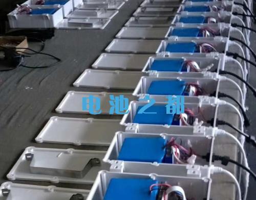路灯太阳能锂电池生产厂家一家