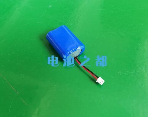 带插头的8.4V18650锂电池组