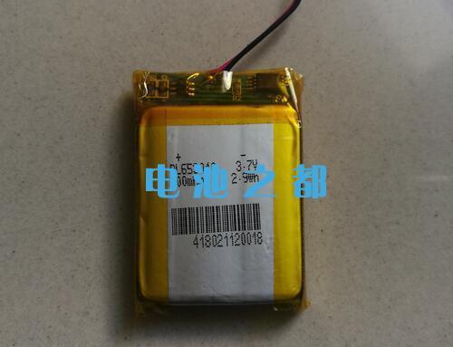 GPS导航仪603040聚合物锂电池