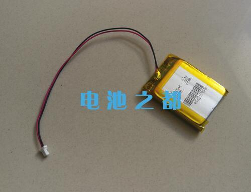 GPS导航仪聚合物锂电池
