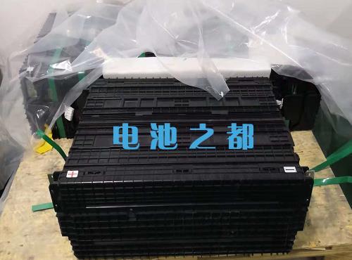 比亚迪32V磷酸铁锂电池模组100Ah是这样的