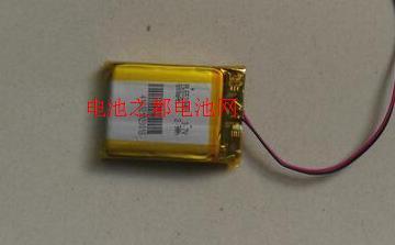 PL603040聚合物锂电池