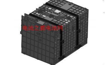 32V磷酸铁锂电池模组
