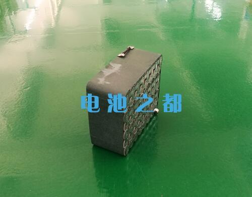 7串24V20Ah18650锂电池
