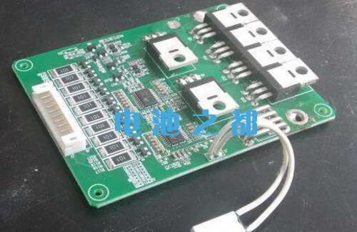 7串18650大电流电池保护板
