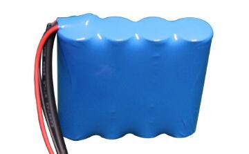4串18650锂电池组