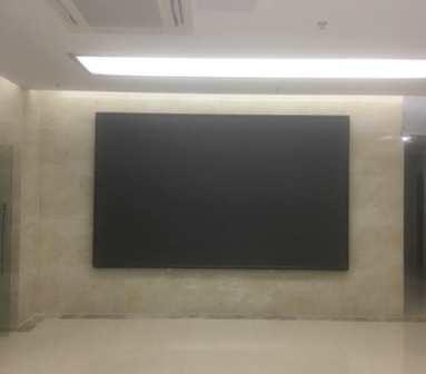 重庆LED显示屏安装北碚案例